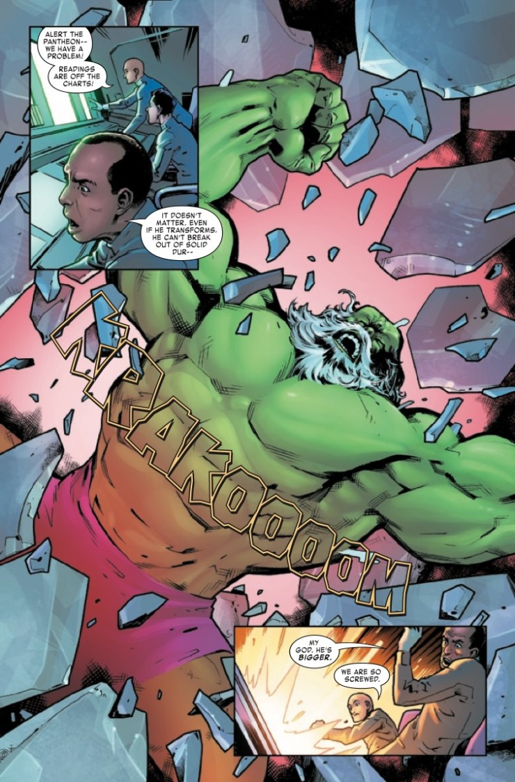 Marvel Preview: Maestro: War and Pax #4