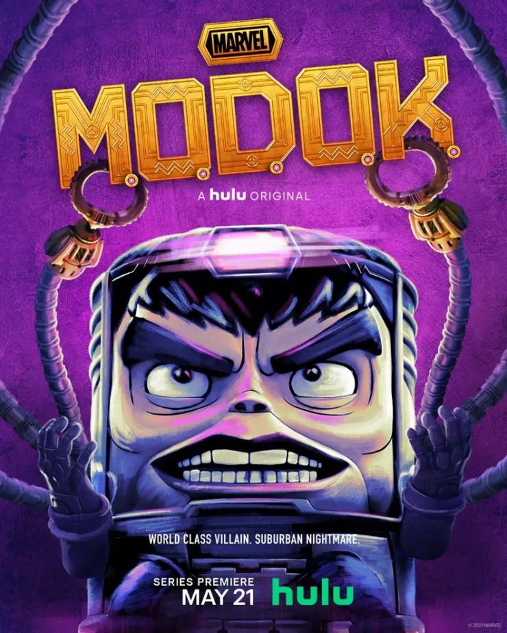 M.O.D.O.K. Poster