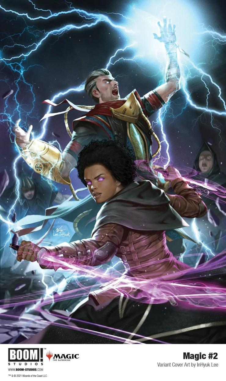 BOOM! Preview: Magic #2