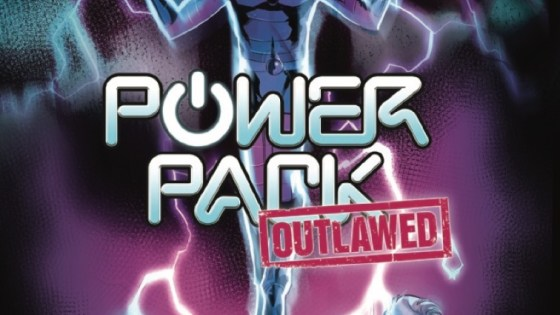 Marvel Preview: Power Pack #5