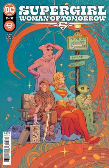 Supergirl DC Comics reveals full Superman family series lineup for July 2021