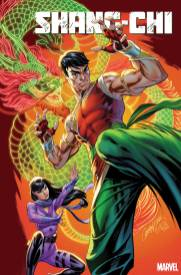 Marvel shows off every 'Shang-Chi' #1 cover