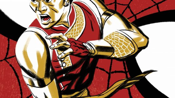 Marvel teases 'Shang-Chi' #1 with Spider-Man matchup