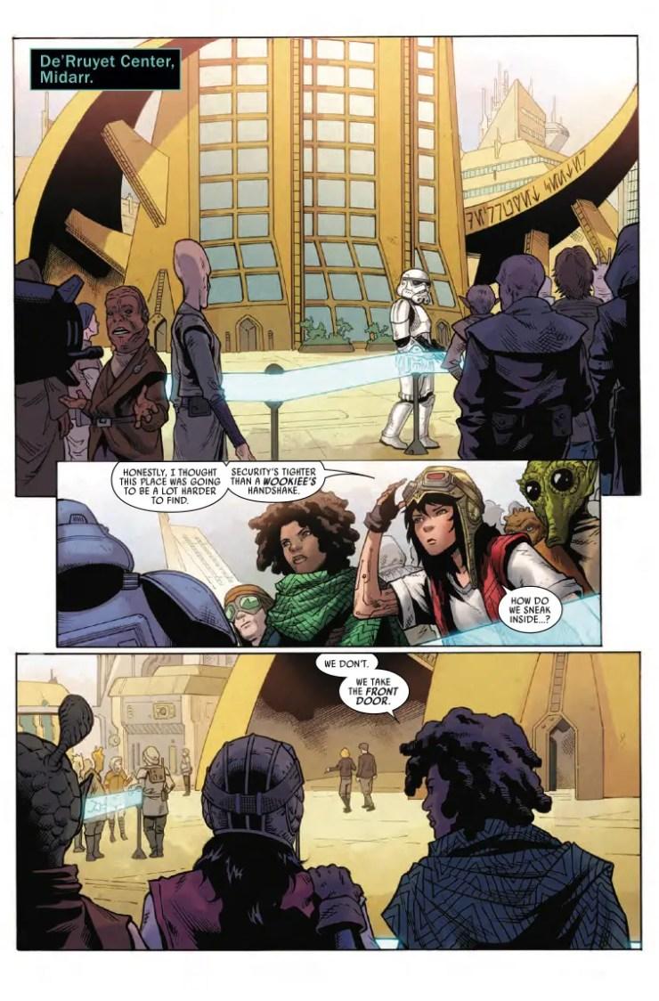 Marvel Preview: Star Wars: Doctor Aphra #9