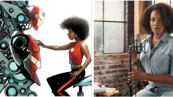 'Ironheart': Chinaka Hodge named as showrunner for upcoming Disney+ series