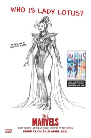 Marvel Comics teases new heroes and villains in 'The Marvels' #1