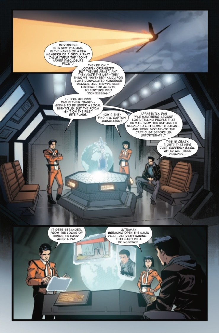 Marvel Preview: The Trials of Ultraman #2