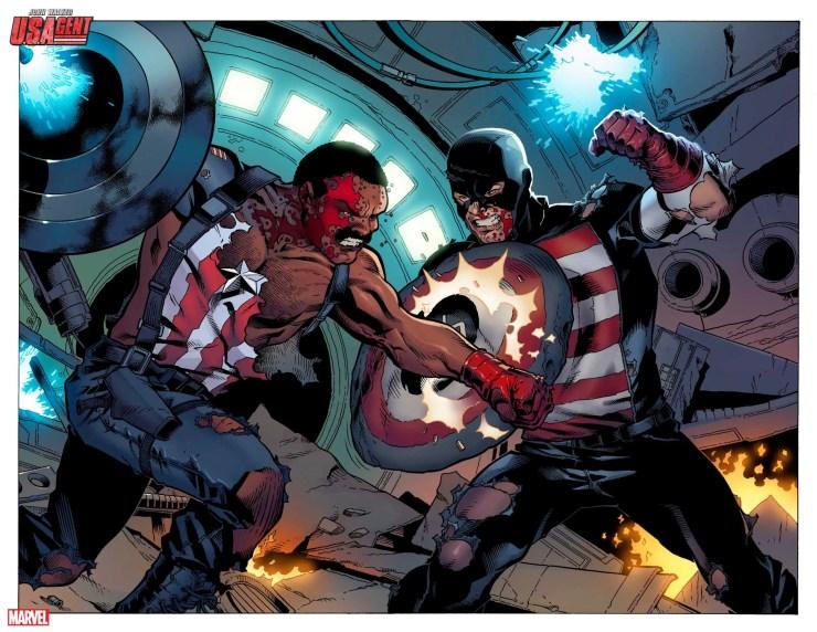 EXCLUSIVE Marvel First Look: U.S.Agent #5