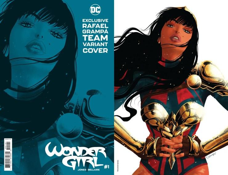 DC First Look: Wonder Girl