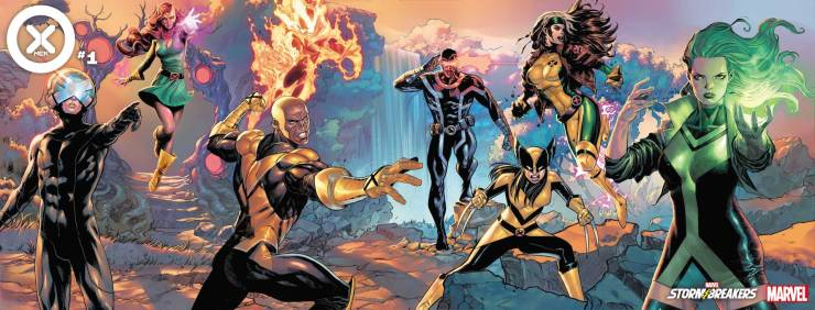 Marvel announces X-Men lineup for July relaunch