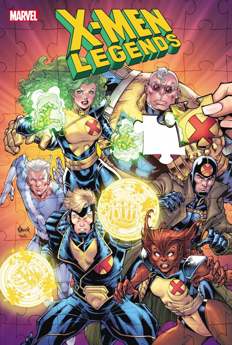 The next story arc can be found in X-Men Legends #5 out July 21st.