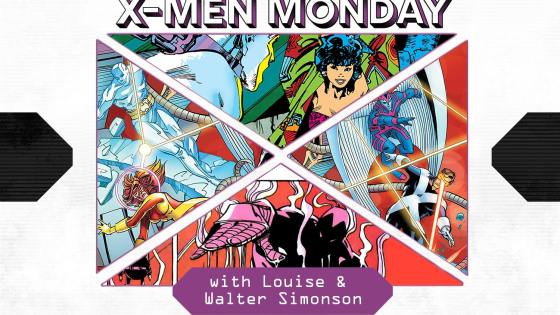 X-Men Monday #103 – Louise Simonson and Walter Simonson Revisit X-Factor – Part 2