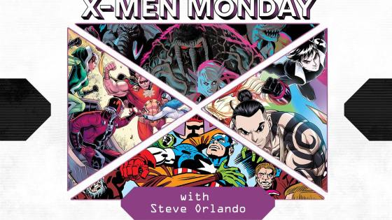 X-Men Monday #101 - Steve Orlando Talks Magneto, Marrow and More