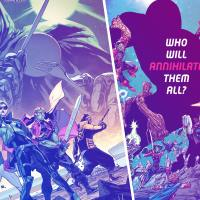 Marvel kicking off 'The Last Annihilation' this July via Al Ewing's Space Age