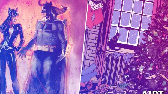'Batman/Catwoman Special' #1 coming July from Tom King and John Paul Leon