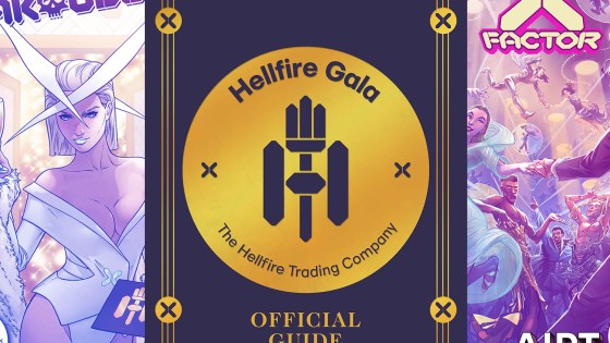 Everything learned from Marvel's free 'Hellfire Gala Guide'