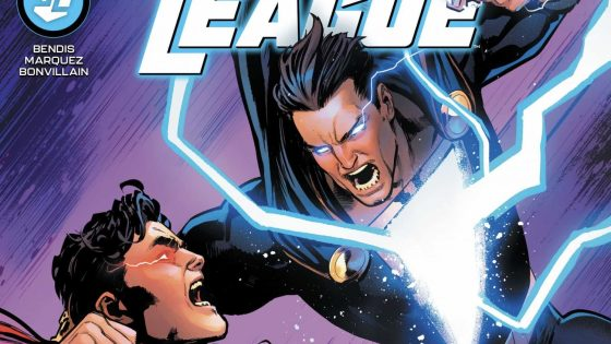 Justice League 60 cover