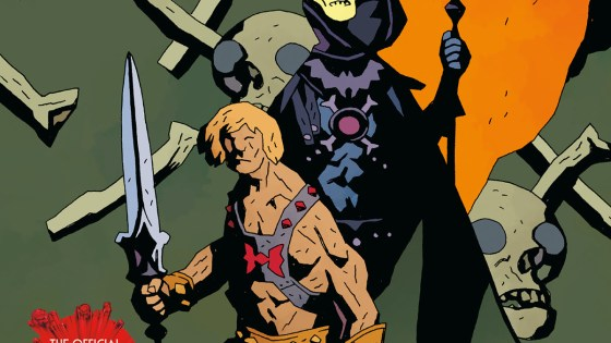 Dark Horse and Mattel announce 'Masters of the Universe: Revelation' #1