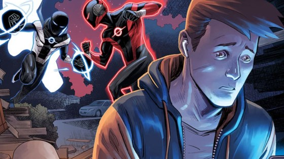 'Radiant Black' #3 is a frighteningly accurate depiction of a struggling creative
