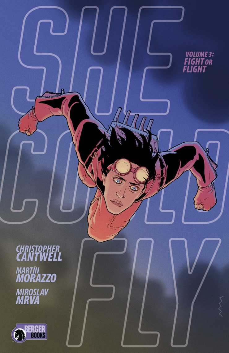 Dark Horse to release finale 'She Could Fly: Fight or Flight' October 6, 2021