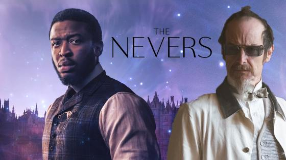 Unpredictable and original: Stars Zackary Momoh and Denis O'Hare on 'The Nevers'