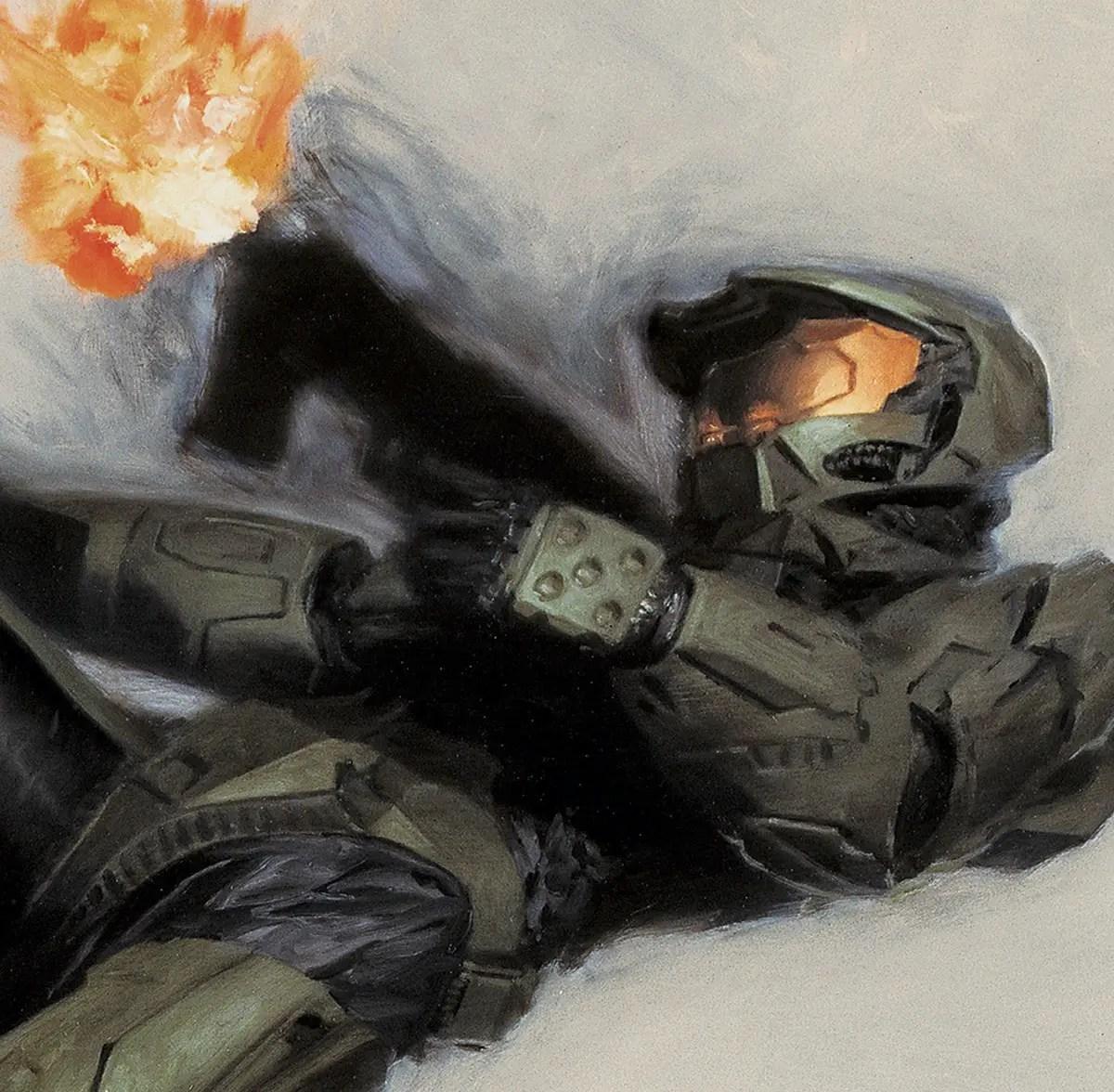Dark Horse announces 'Halo Graphic Novel' for August 2021