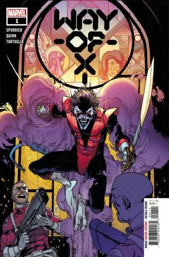 The 'Way' forward: Breaking down Nightcrawler's beliefs in 'Way of X' #1