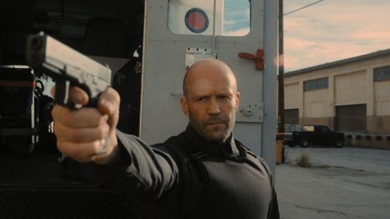 'Wrath of Man' review: Statham & Ritchie reunite for the most manly film of the year