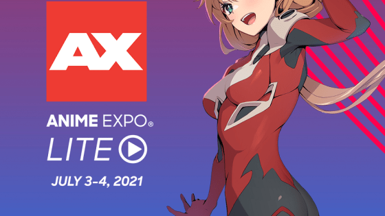 Anime Expo Lite 2021 registration now open