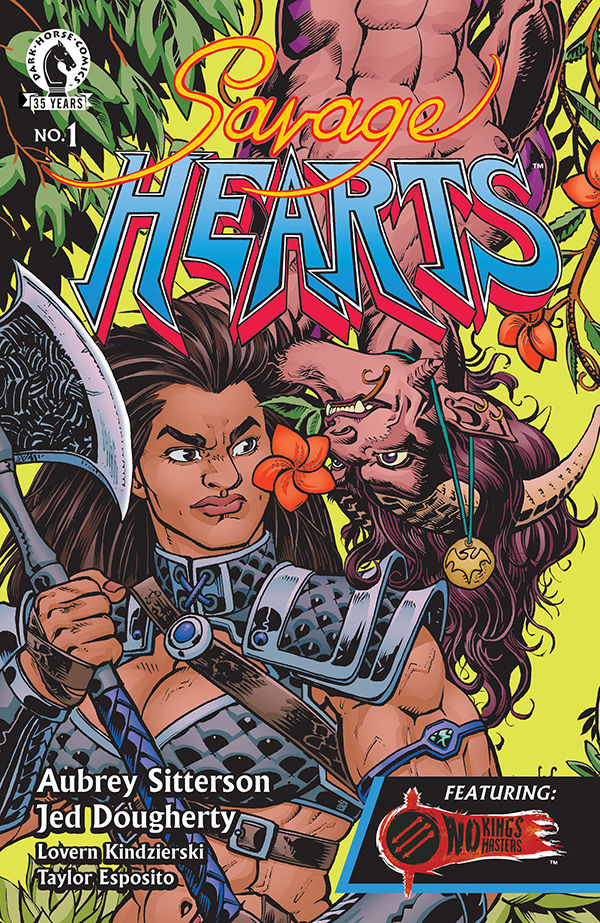 Experiencing the sensation of 'Savage Hearts' with creators Jed Dougherty & Aubrey Sitterson