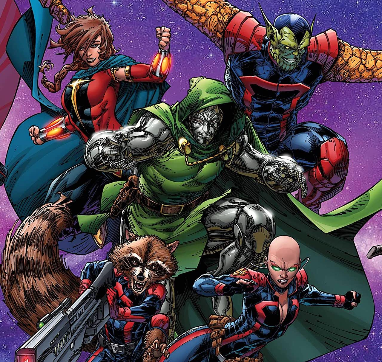 'Guardians of the Galaxy' #14 will excite longtime Marvel fans