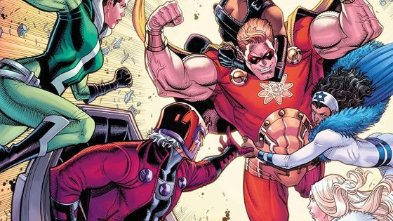 Heroes Reborn: Magneto and the Mutant Force #1