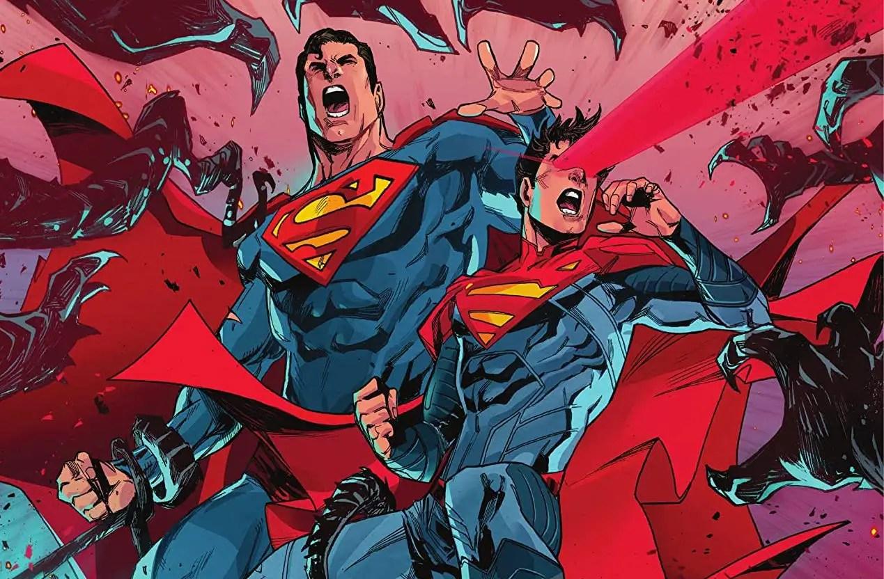 'Superman' #31 continues Jon Kent's rehabilitation tour in Infinite Frontier
