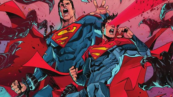 'Superman' #31 continues Jon Kent's rehabilitation tour in Infinite Frontier