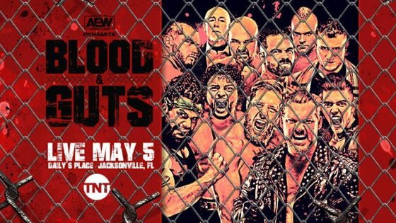 AEW 'Blood & Guts' fell flat as a match and as a show