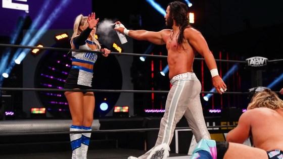 AEW Dynamite has 'Favorite Wrestler Energy'