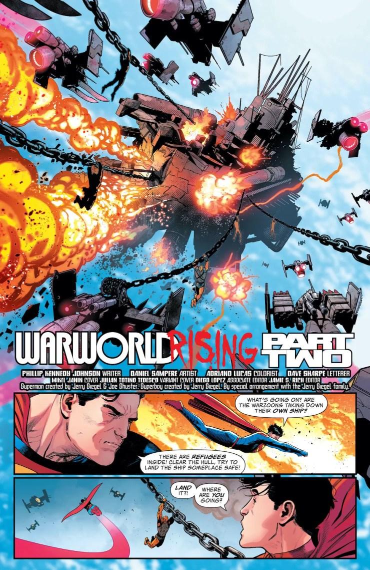DC Preview: Action Comics #1031
