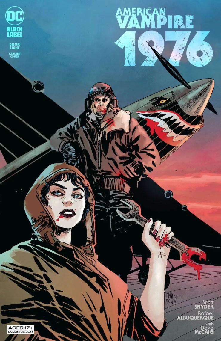 DC Preview: American Vampire 1976 #8