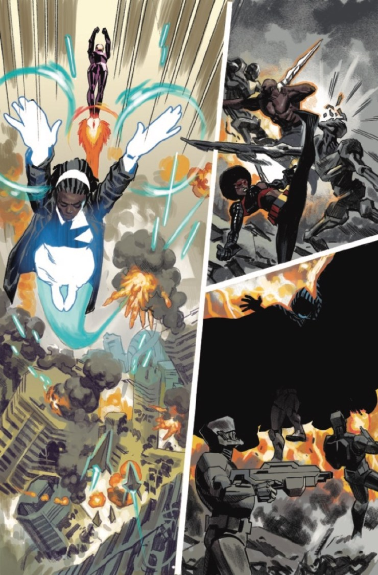 Marvel Preview: Black Panther #25