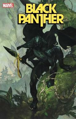 Black Panther August 2021 Marvel Comics solicitations