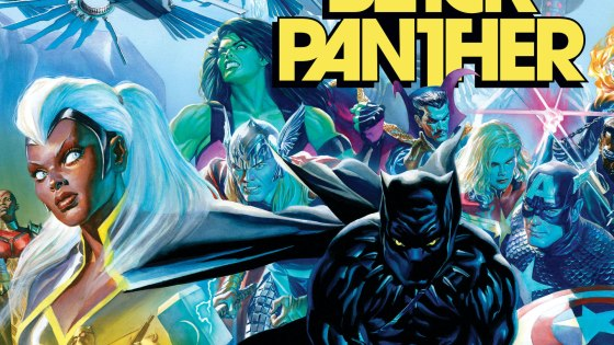 Marvel Comics taps John Ridley for new 'Black Panther' series launching August 2021