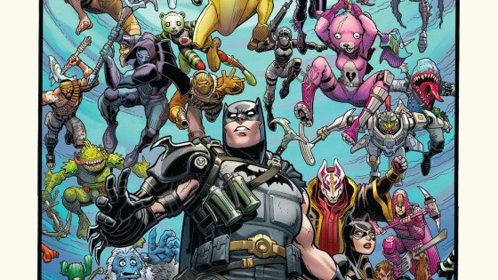 'Batman/Fortnite: Zero Point' #2 exhibits a strong Batman voice