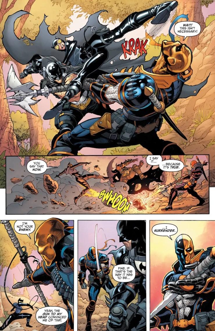 DC Preview: Batman/Fortnite: Zero Point #4