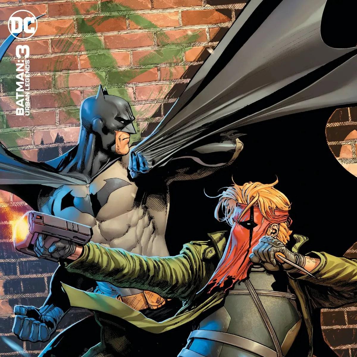 Batman: Urban Legends # 3
