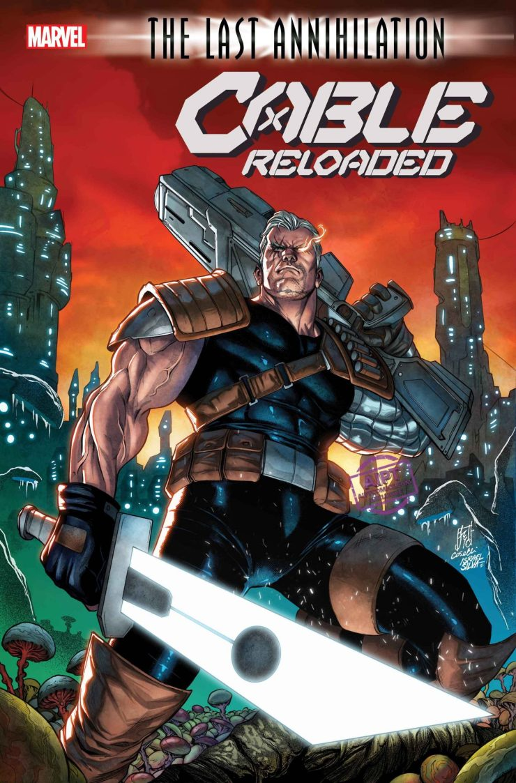 EXCLUSIVE Marvel First Look: Cable: Reloaded #1
