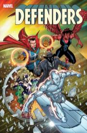 August 2021 Marvel Comics solicitations Defenders