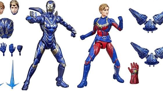 Marvel Legends: New Infinity Saga figures revealed