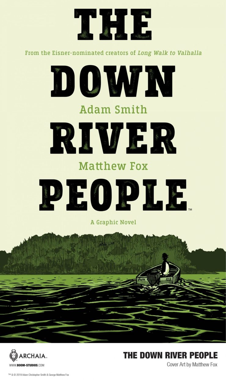 BOOM! Preview: The Down River People