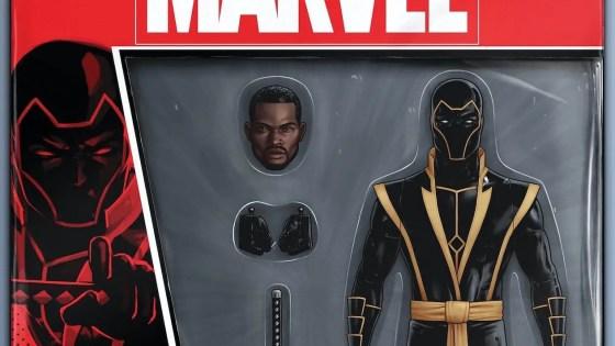 EXCLUSIVE Marvel First Look: Heroes Return #1 variant cover