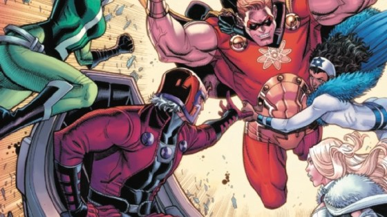 Marvel Preview: Heroes Reborn: Magneto & The Mutant Force #1